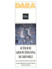 Autour du groupe épiscopal de Grenoble