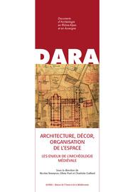 Archirecture, décor, organisation de l'espace