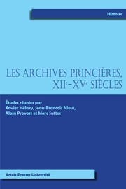 Les archives des comtes de Hainaut entre 1280 et 1321