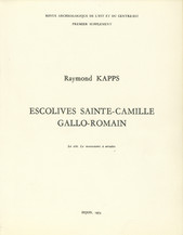 Escolives Sainte-Camille gallo-romain