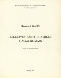 Chapitre IV. Les larmiers (Catégorie M)