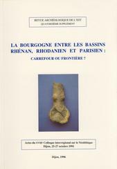 La Bourgogne entre les bassins rhénan, rhodanien et parisien : carrefour ou frontière ?