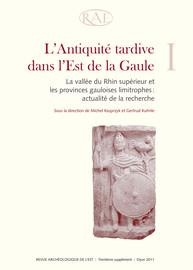 Les mobiliers des campagnes lyonnaises durant l'Antiquité tardive: premier bilan