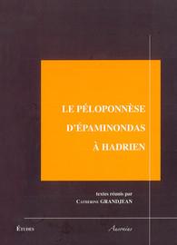 Les spécificités pastorales du Péloponnèse à l'époque hellénistique et sous le Haut-Empire