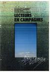 Lecteurs en campagne