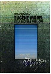Eugène Morel et la lecture publique