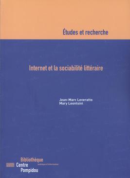 Internet et la sociabilité littéraire