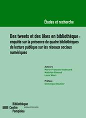 Des tweets et des likes en bibliothèque