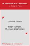 Hilary Putnam, l'héritage pragmatiste