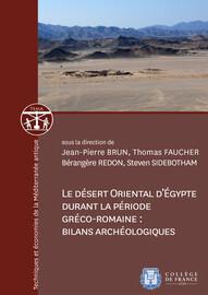 L'exploitation des animaux dans les praesidia des routes de Myos Hormos et de Bérénice: alimentation, transports et matières premières artisanales