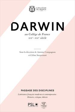 Darwin au Collège de France