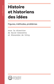 Michel Foucault, le rapport de l'archéologie à l'histoire des idées éclairé par l'étude de manuscrits inédits