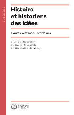Histoire et historiens des idées