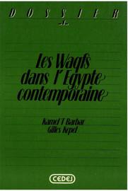 Annexe II.2. Une opinion égyptienne contre le waqf