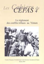 Le règlement des conflits tribaux au Yémen