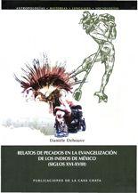 Relatos de pecados en la evangelización de los indios de México (siglos XVI-XVIII)