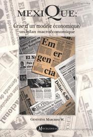 Annexe 1. Antécédents : L'économie mexicaine avant 1982
