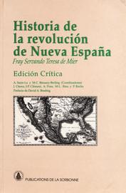 Historia de la revolución de Nueva España. Libro I