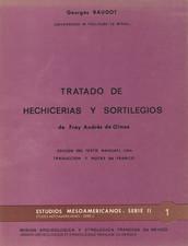 Tratado de hechicerías y sortilegios de FrayAndrés deOlmos