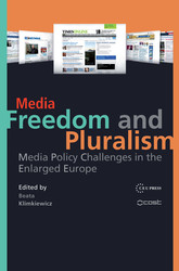 Media Freedom and Pluralism