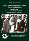 Deux vies dans l'histoire de la Corne de l'Afrique