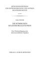 Viertes Kapitel. Anwendungsfelder des Solidaritätsschemas