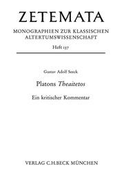 Platons Theaitetos