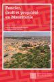 Aperçu sur la propriété foncière dans les ksour de Mauritanie