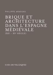 Brique et architecture dans l'Espagne médiévale (xiie-xve siècle)