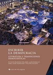 Escribir la democracia