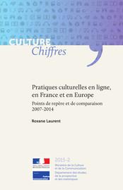 Pratiques culturelles en ligne, en France et en Europe