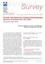 Approche générationnelle des pratiques culturelles et médiatiques