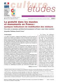 La gratuité dans les musées et monuments en France