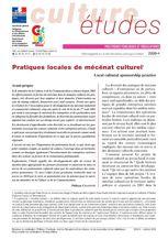 Les Premiers Principes de l'analyse d'impact économique local d'une activité culturelle