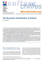 The Economic Contribution of Culture