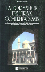 La formation de l'Irak contemporain