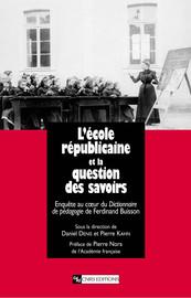 L'histoire ou l'éducation du patriote républicain