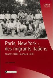 Paris, New-York: des migrants italiens