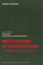 Institutions et conventions
