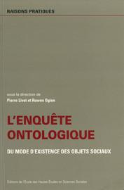 Épistémologie, ontologie ou théorie de la description?
