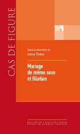 L'adoption au sein des couples de même sexe: une «falsification» de la réalité?
