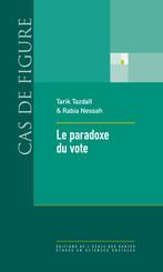 Le paradoxe du vote