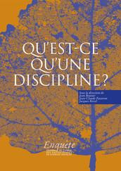 Qu'est-ce qu'une discipline?