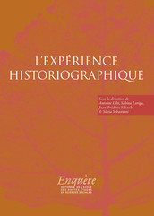 L'expérience historiographique
