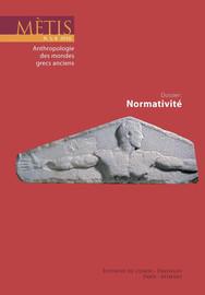 Le «grammairien-législateur»: figures de la norme dans l'imaginaire linguistique romain