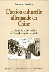 L'action culturelle allemande en Chine