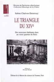 Le triangle du XIVe