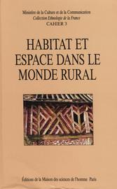 Les sciences sociales et l'espace rural: découverte des thèmes, attitudes, politiques