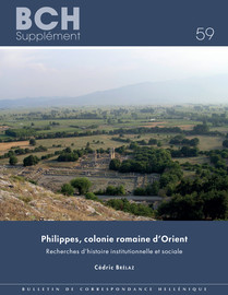 Philippes, colonie romaine d'Orient