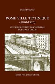 Chapitre I. Rome capitale et le Risorgimento Italien